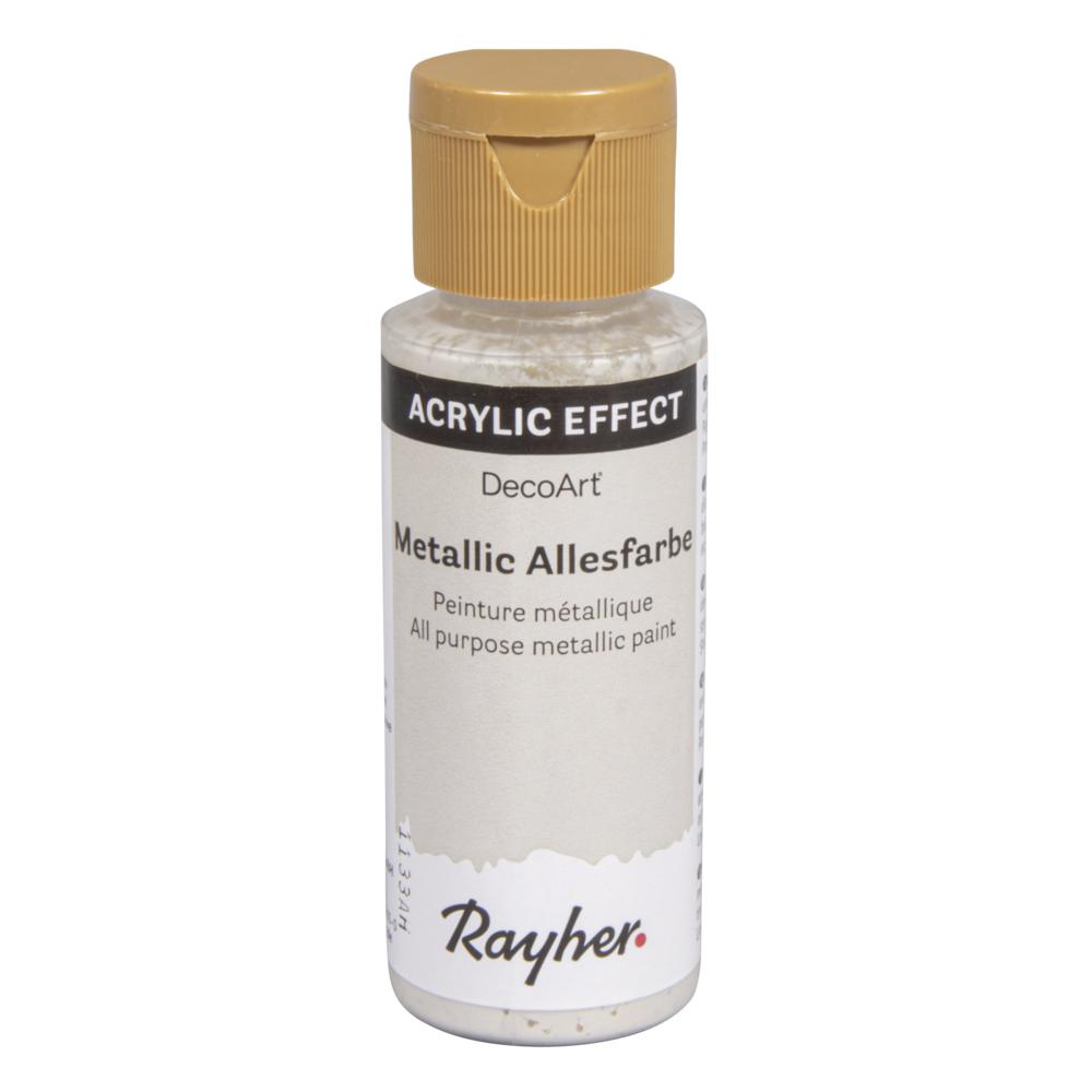 Metallicfarbe, Flasche 59 ml