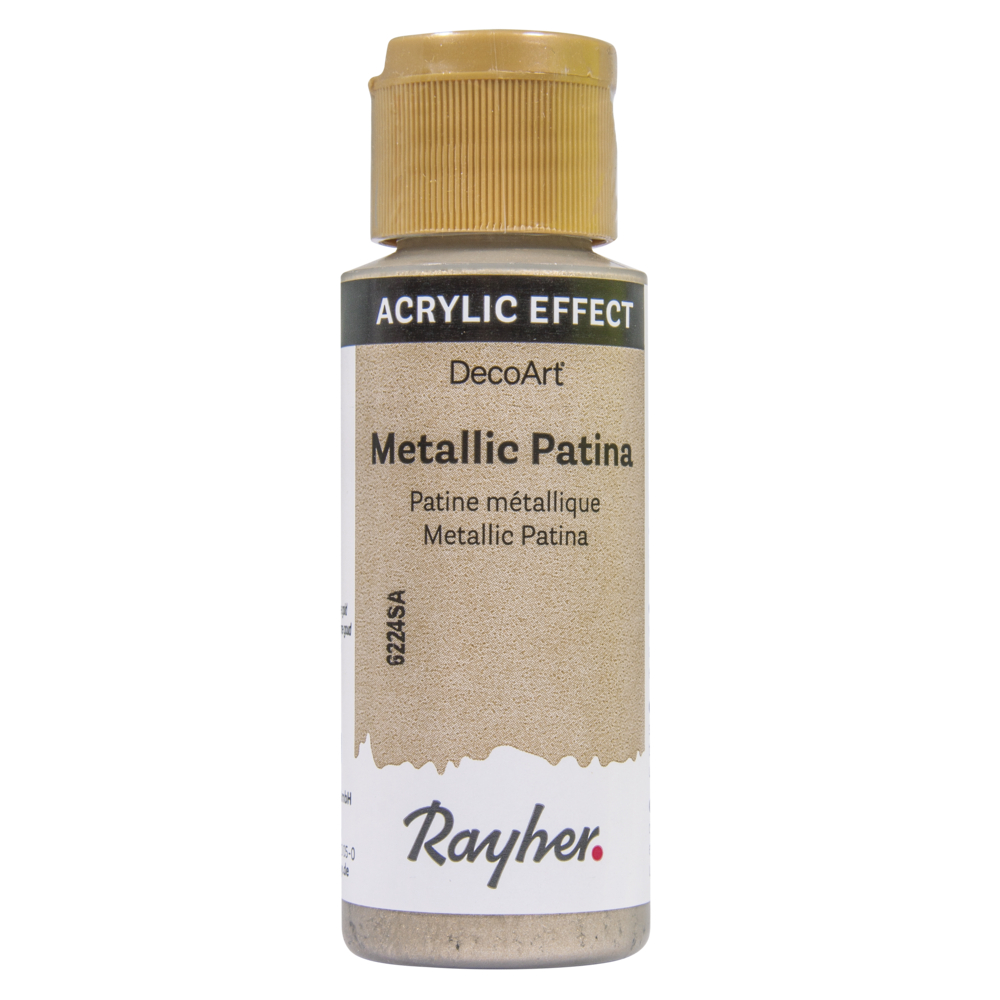 Metallic-Patina, Flasche 59 ml