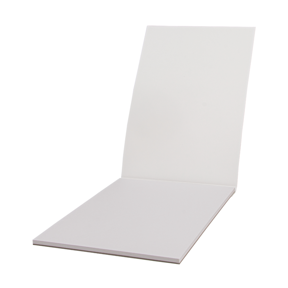 Watercolour/Mixed Media Block,FSCMixCred, 210x300mm, 200 g/m², 20 Blatt, geleimt, weiß