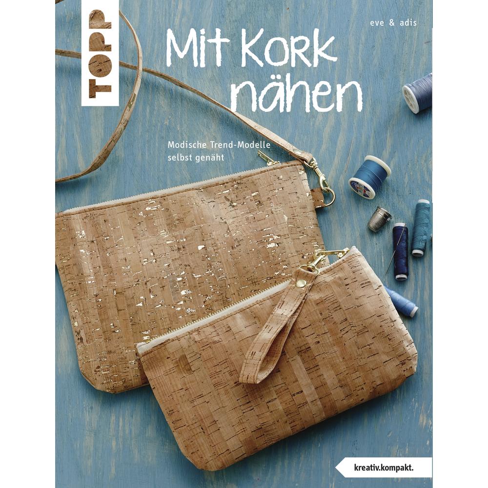 Buch: Mit Kork nähen, nur in deutscher Sprache
